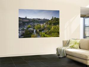 Boulevard Du General Patton, Luxembourg City, Luxembourg by Walter Bibikow