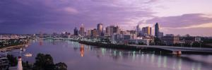 Brisbane, Queensland, Australia by Walter Bibikow