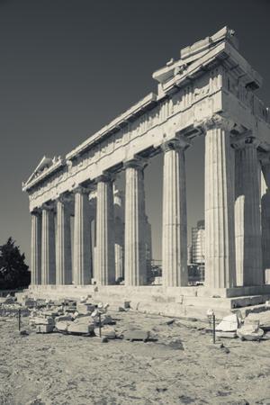 Central Greece, Athens, Acropolis, the Parthenon