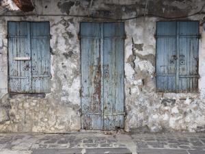 Chinatown, Port Louis, Mauritius by Walter Bibikow