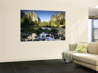 El Capitan, Yosemite National Park, California, USA by Walter Bibikow