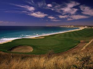 El Dorado Golf Course, Cabo San Lucas, Mexico by Walter Bibikow