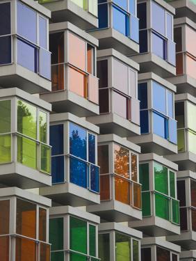 Hesperia Bilbao Hotel, Bilbao, Spain by Walter Bibikow