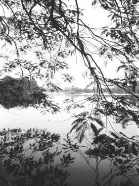 Hoan Kiem Lake View, Hanoi, Vietnam by Walter Bibikow