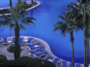 Hotel Finisterra, Cabo San Lucas, Baja California Sur, Mexico by Walter Bibikow