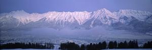 Innsbruck, Tyrol, Austria by Walter Bibikow