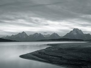Jackson Lake, Grand Teton National Park, Wyoming, USA by Walter Bibikow