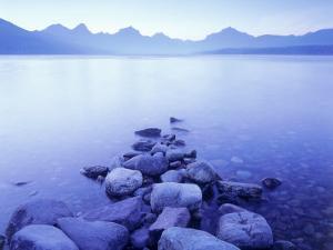 Lake Mcdonald, Glacier National Park, Montana by Walter Bibikow
