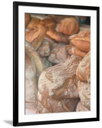 Loafs of Bread, Vesuvio Bakery, Prince Street, New York, New York, USA by Walter Bibikow