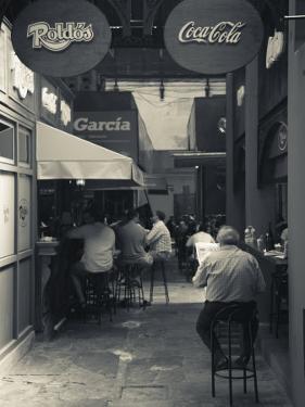 Montevideo, Mercado Del Puerto, Parilladas Grill Restaurants, Nr, Uruguay by Walter Bibikow