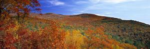Moultonborough, New Hampshire, USA by Walter Bibikow