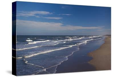 North Carolina, Outer Banks National Seashore, Nags Head Beach View by Walter Bibikow