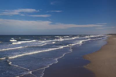 North Carolina, Outer Banks National Seashore, Nags Head Beach View by Walter Bibikow