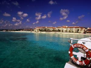 Playa Del Carmen, Quintana Roo, Mexico by Walter Bibikow
