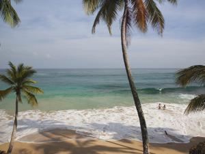 Playa Preciosa Beach, Abreu, North Coast, Dominican Republic by Walter Bibikow