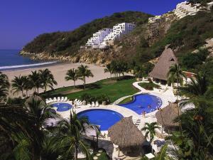Punta Diamante Resort, Acapulco, Mexico by Walter Bibikow