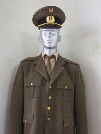 Romania, Banat Region, Timisoara, Military and Police Uniforms