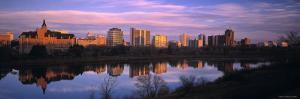 Saskatoon, Saskatchewan, Canada by Walter Bibikow