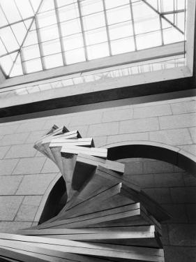 Sculpture at The National Gallery, Ottawa, Ontario, Canada by Walter Bibikow