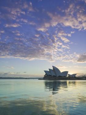 Sydney Opera House, Sydney, New South Wales, Australia by Walter Bibikow