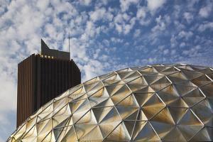 The Gold Dome Building, Oklahoma City, Oklahoma, USA by Walter Bibikow