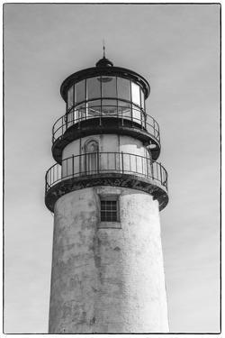 USA, Massachusetts, Cape Cod, North Truro. Highland Light. by Walter Bibikow