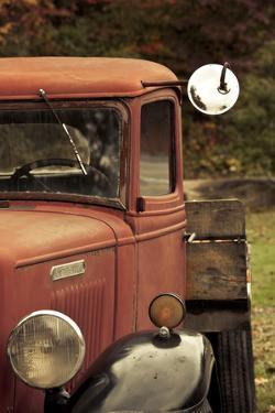 Usa, West Virginia, Bluewell, National Coal Heritage Area, 1930S-Era Truck by Walter Bibikow