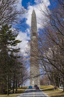 Vermont, Bennington, Bennington Battle Monument by Walter Bibikow
