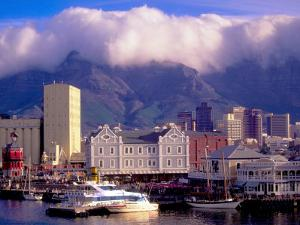 Victoria and Alfred Waterfront, Cape Town, South Africa by Walter Bibikow