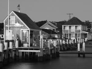 Vineyard Haven Harbour, Martha's Vineyard, Massachusetts, USA by Walter Bibikow