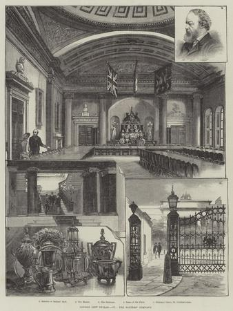 London City Guilds, the Salters' Company