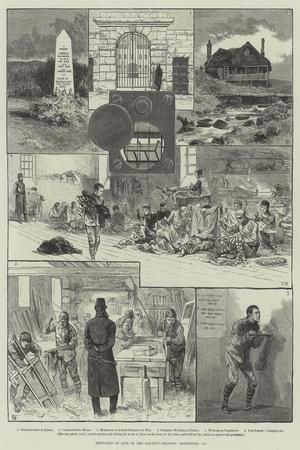 Sketches of Life in the Convict Prisons, Dartmoor