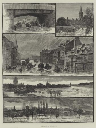 The Floods at Salisbury