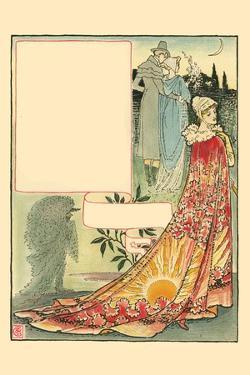 All Were Drunk or Sober by Walter Crane