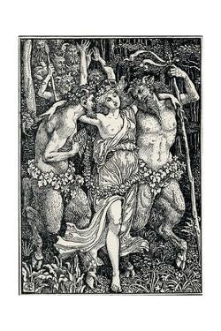 'Illustration for the Faerie Queene', c1890, (1897) by Walter Crane