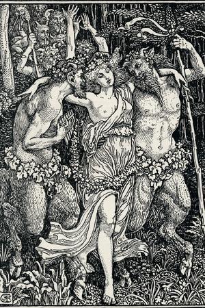 'Illustration for the Faerie Queene', c1890, (1897)