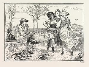 Pan Pipes by Walter Crane