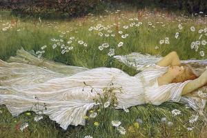 Summer, 1895 by Walter Crane