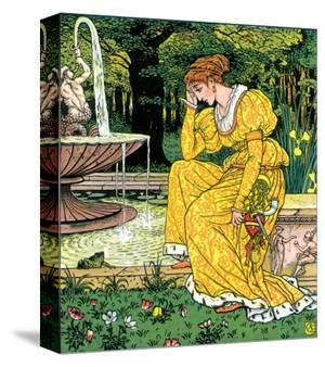 The Frog Prince by Walter Crane