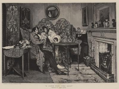 A Cure for the Gout by Walter Dendy Sadler