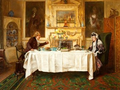 Darby and Joan by Walter Dendy Sadler