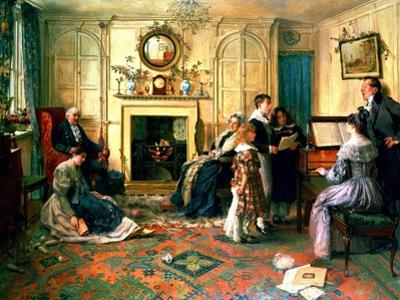 Home Sweet Home by Walter Dendy Sadler