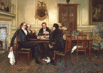 Over the Nuts and Wine by Walter Dendy Sadler