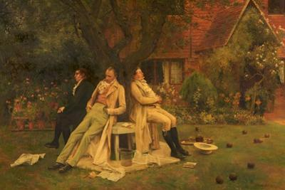 Played Out, C.1885 by Walter Dendy Sadler