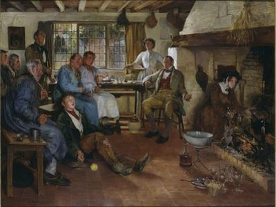 The Squire's Song by Walter Dendy Sadler