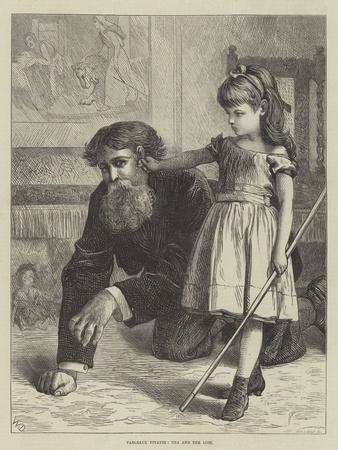 Tableaux Vivants, Una and the Lion