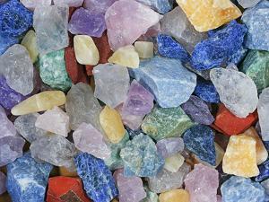 Various minerals by Walter Geiersperger