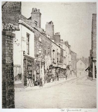 Duke Street, Chelsea, London, 1873