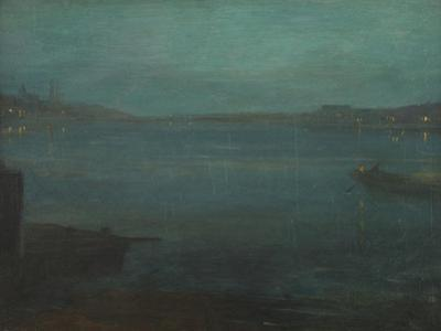 Nocturne from Greaves Boat Yard