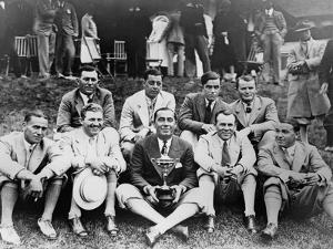 Walter Hagen, 1927 Ryder Cup